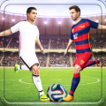 Real from Madrid Vs Barcelona Football Game Icon