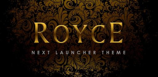 ROYCE Next Launcher 3D Theme apk
