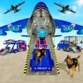 US Police Dog Transporter Truck Simulator Icon