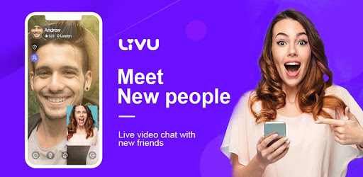 LivU: Meet new people & Video chat with strangers apk