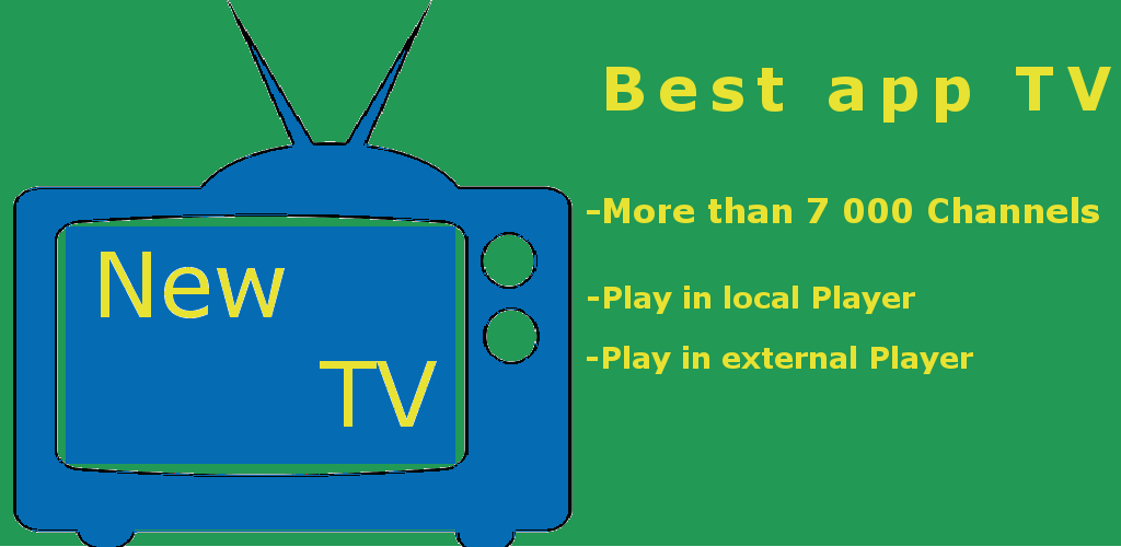 Best app TV apk