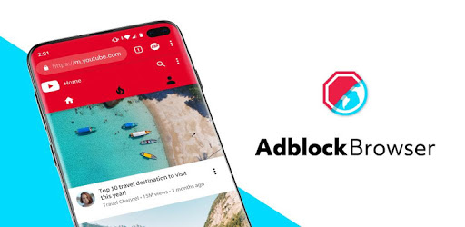 Adblock Browser: Block ads, browse faster apk