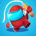 Impostor Drawing 3D Icon