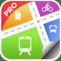 NYC Subway,Bus,Rail,Bike Maps Icon