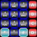 16 Tone DTMF Generator Keypad 1234567890*#ABCD1750 Icon