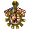 Perpetual Holy Rosary Icon