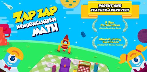 Zap Zap Kindergarten Math apk