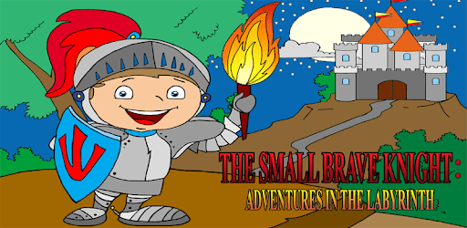 The Small Brave Knight: Adventure in the labyrinth apk