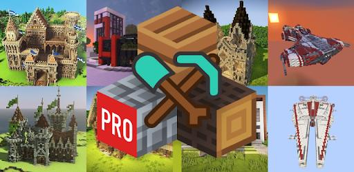 Builder PRO for Minecraft PE apk