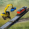 ARMY TRANSPORT TRAIN GAME: ARMY TRAIN FREE GAMES Icon
