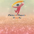 Picture Puzzle Words Icon