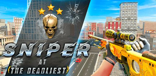 New Sniper Shooting 2019 – Free Shooting Games apk