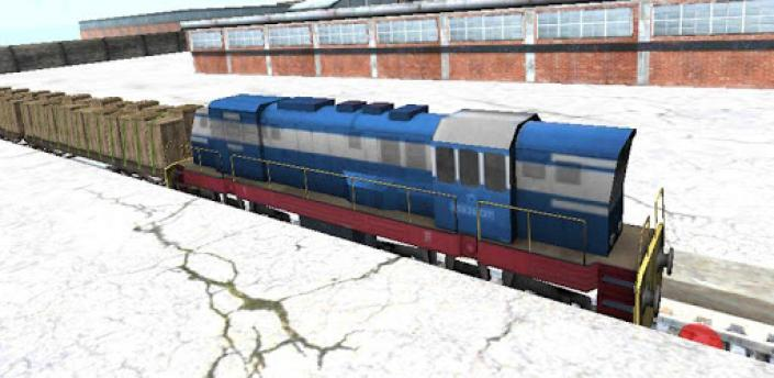 Wheels of steel – 3D train sim apk