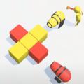 Shoot Color 3D Icon