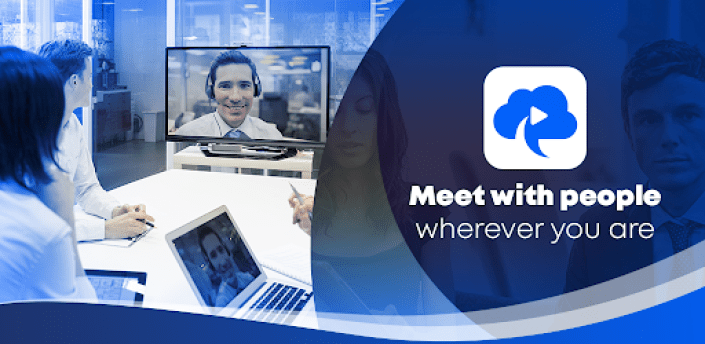 Remote Cloud Meeting: Online Video Conference Apps apk