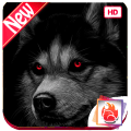 Husky Dog Wallpapers Siberian Husky Dog background Icon