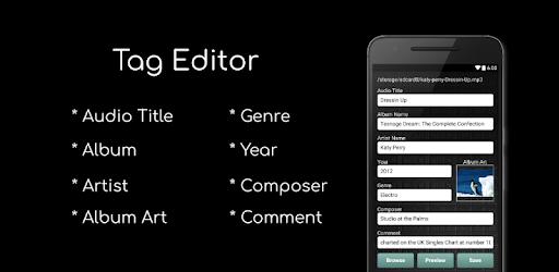 Music Tag Editor - mp3 tagger, album art changer apk