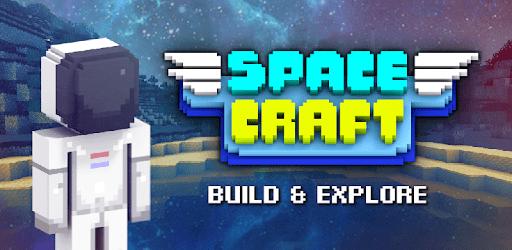 Space Craft: Exploration, building & crafting Lite apk
