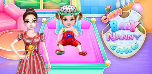 Crazy Baby Nanny Care apk