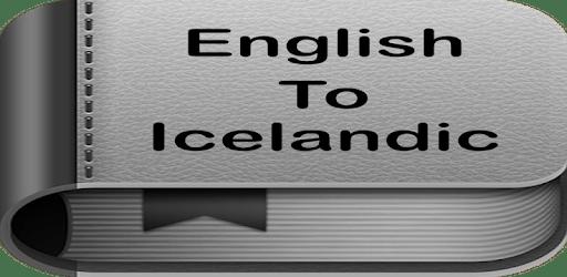 English to Icelandic Dictionary and Translator App apk