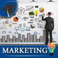 Curso de Marketing Icon