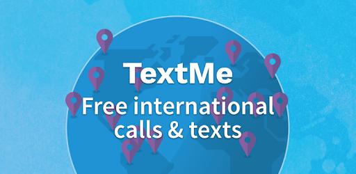 Text Me - Free Texting & Calls apk