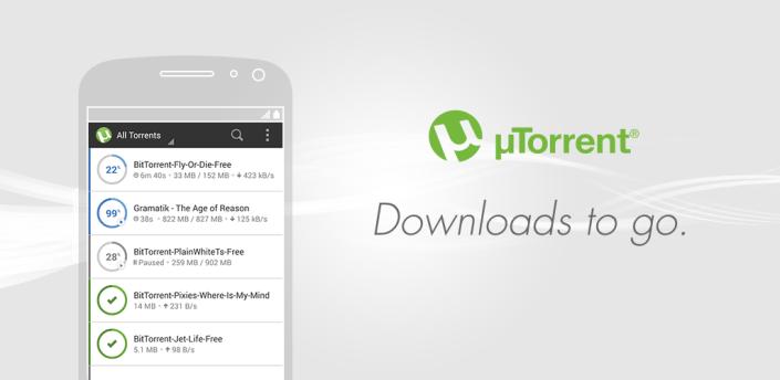 µTorrent® - Torrent Downloader apk