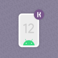 Android 12 U for kwgt Icon