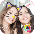 Sweet Snap -live filter,Selfie photo edit,face app Icon