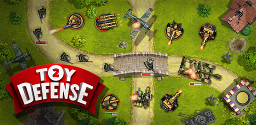 Toy Defence 2 — Tower Defence game apk