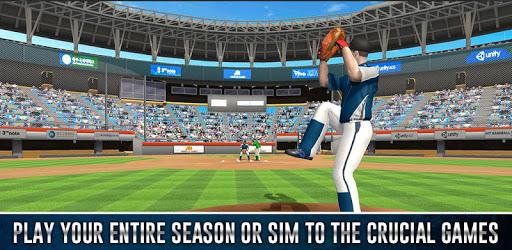 Real Baseball Pro Game - Homerun King apk