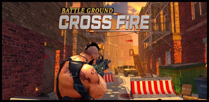 Battleground Cross Fire: Free Cover Shooting Games apk