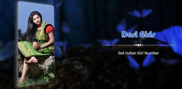 Desi Indian Girls Mobile Number for Chat Prank apk