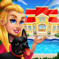 Home Sweet Home Design & Match 3 House Games Manor Icon