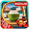 Challenge #145 Seaside New Free Hidden Object Game Icon