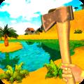 Island Survival - Ocean Evo Icon