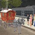 Horse Coach Simulator 3D Icon