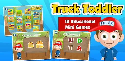 Truck Toddler Kids Games Free apk