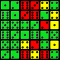 Dice Match Icon