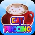 Cat Puccino anti stress free games offline no wifi Icon
