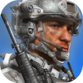 Special Forces Crime Group  Army Commando Icon