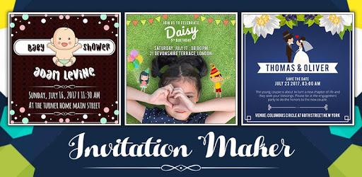 Invitation Maker 2.0 apk