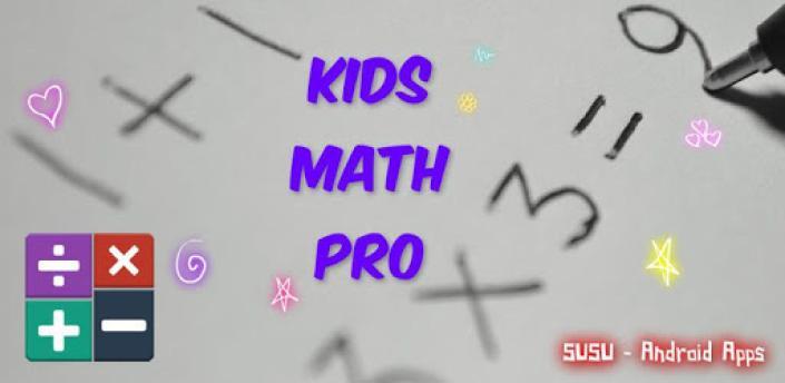 Learning Math - Kids Math Pro apk
