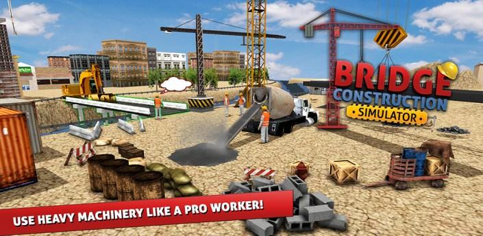 Bridge Road Builder: City Bridge Construction apk