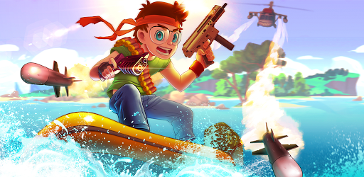 Ramboat - Shooting Action Game Play Free & Offline apk