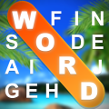 WORD SEARCH ?! WORD FINDER CROSSWORD PUZZLE Icon