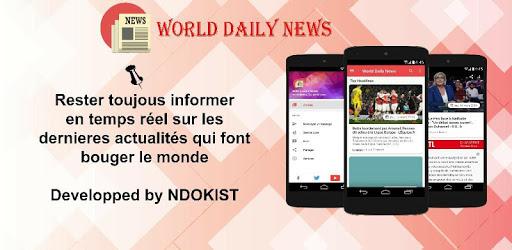 WORLD DAILY NEWS apk