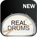 Real Drums QS 3D-Drum Simulator Icon