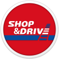 Shop&Drive Mobile App Icon