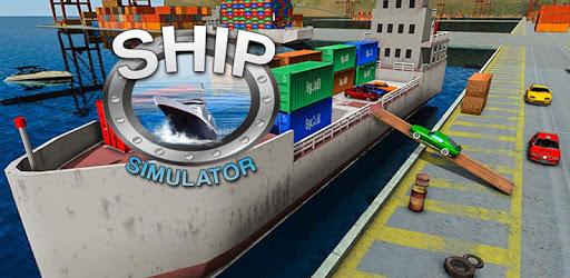 Cargo Ship Simulator City Cargo Transport Game 3D apk
